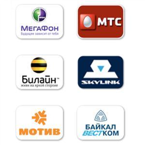 Операторы сотовой связи Успенского