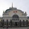 Железнодорожные вокзалы в Успенском