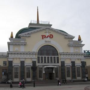 Железнодорожные вокзалы Успенского