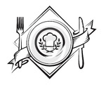 Звезда - иконка «ресторан» в Успенском