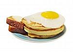 Звезда - иконка «завтрак» в Успенском